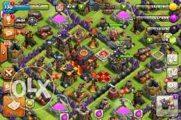 clash of clan base Th10