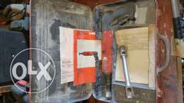 Hilti dx 400 B Tool from germany