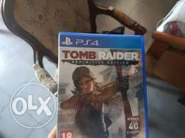 Tomb raider ps4 game