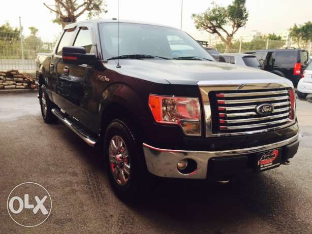 Ford F-150 full options