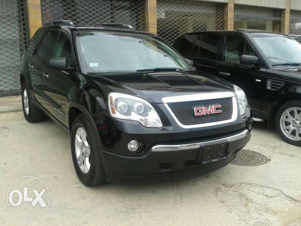 For sale full option GMC acadia 2008 راس النبع -  5