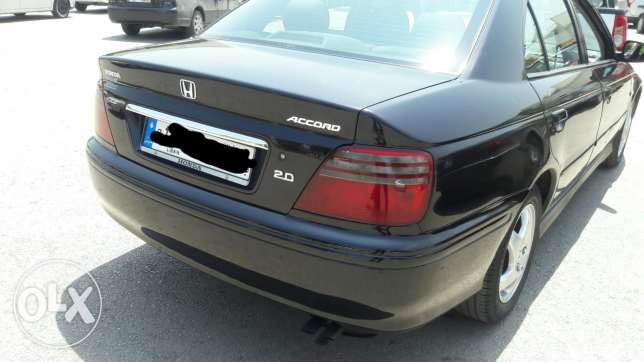 Honda accord specialist made