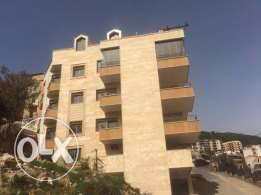 brand new apartment with garden in achkout