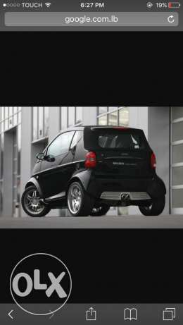 WANTED smart brabus. 1999 model claean one owner
