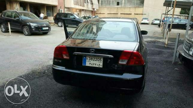 Honda civic full options فرن الشباك -  4