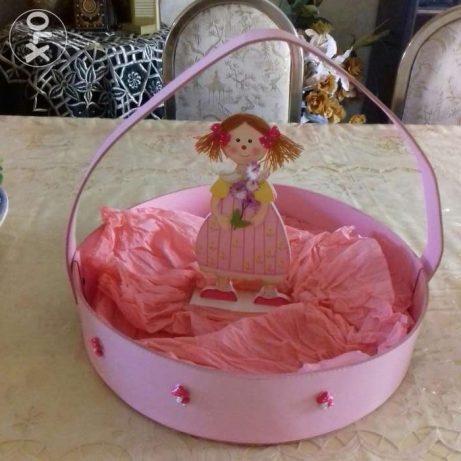 Now at LOWER price: Baby Girl Souvenir Tray