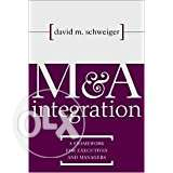 M&A Integration : A Framework for Executives and Managers 1st Edition