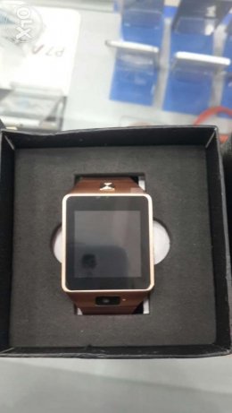 Smart watch with Camera and sim card + memory card فؤاد شهاب -  2