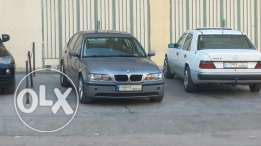 BMW 318i new boy model 2004 germany source driven by lady