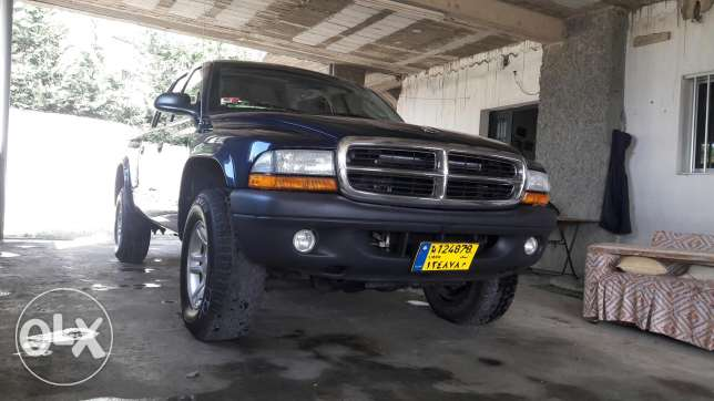 dodge dakota model 2004