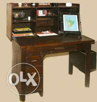 Antique Wooden Desk