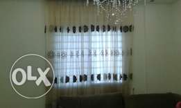 Like new curtain for sale