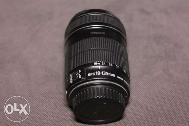 Canon EF-S 18- 55mmf/3.5-5.6 IS Kit Lens