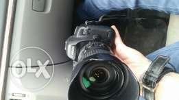 canon 5D mark ll with lens 24-105mm L