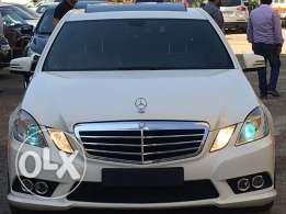 Mercedes-Benz E350 model 2010 full options