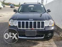 2008 jeep grand cherokee limited hemi v8 overland