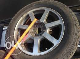 rims for CADILAC SRX 18""