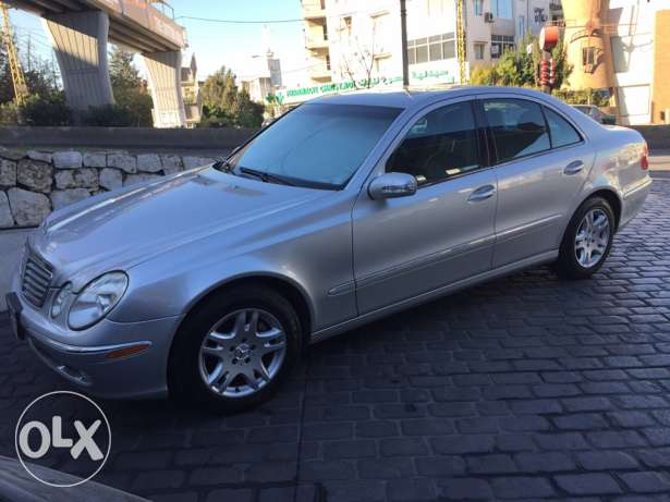 E320 benz 2004 **super clean** كسروان -  2