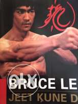 3 Books for Bruce Lee