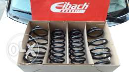 Suzuki swift Eibach sport springs