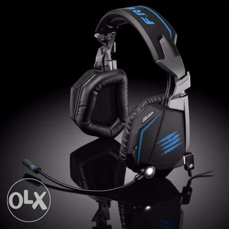 Madcatz FREQ Tournament Edition Gaming 7.1 Headset
