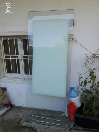Securit glass door