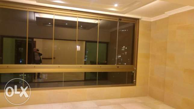 Apartment for rent in Ashrafieh, 200 sqm, has view, new and luxurious