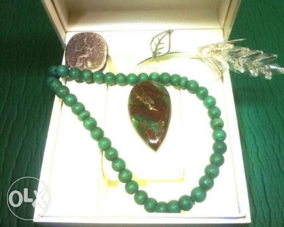 collectors gem high grade green Turquoise