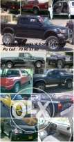 all kinds of trucks 4x4 from USA