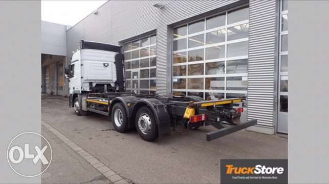 Actros 2541 صور -  4