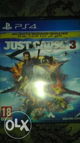 just cause 3 for sale or trade (tripoli)