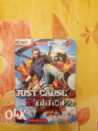 Just Cause 3 for Computer/PC