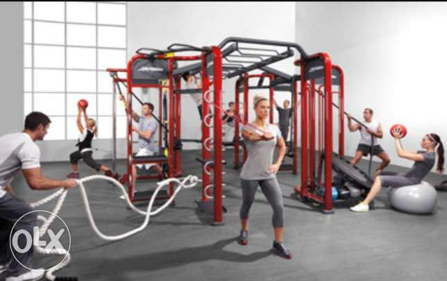 Life Fitness Synergy