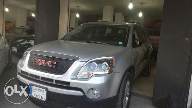 Gmc accadia model: 2007 one owner