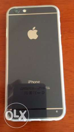 Iphone 6 Black 64 gb in excellent conditions like new فردان -  1