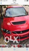 evo IX RS excellent condition serious buyers only