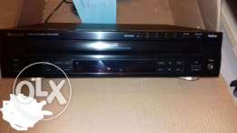 cd player 5CD's changer CHERWOOD brand new in box MADE IN USA