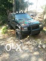 Grand cherokee 1995 limited-6 cylinder - ankad