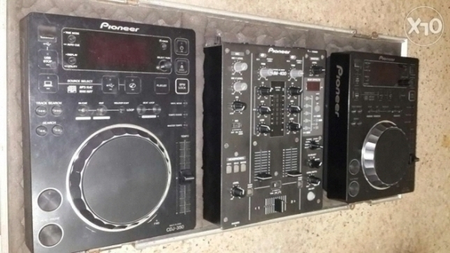 Pioneer for dj