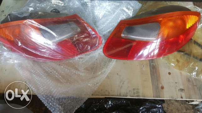 Porsche Boxster Right & left taillight used, (OEM)