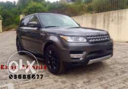range rover sport v6 model 2014 LUXURY package clean carfax