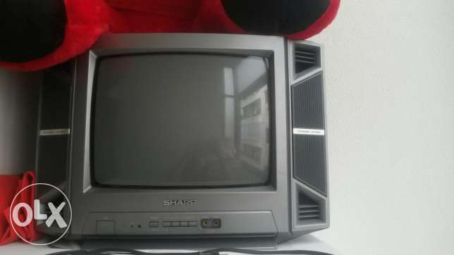 A used tv