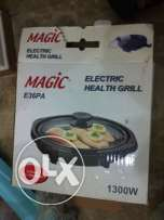 electronic health grill machine 1200w