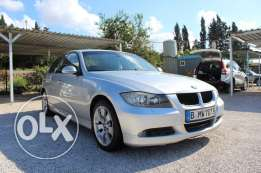 2007 BMW 318 German