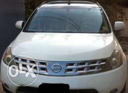 Nissan Murano in a very good condition