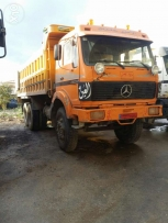 camion mersedes 10