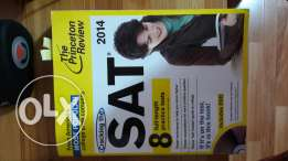SAT book (The Princeton Review)