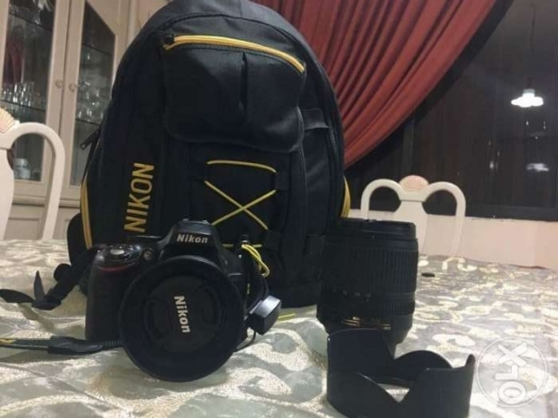 Nikon **For serious people Only**