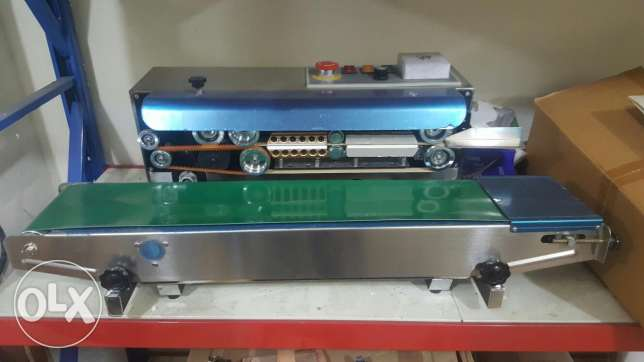 automatic sealing bag machine