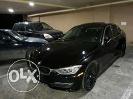 328i black & black 4 cylinder luxury